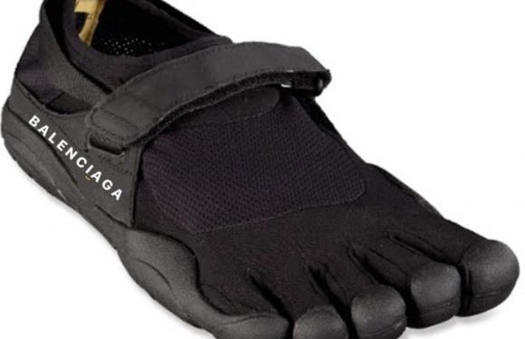 Will This Be the Next Big Ugly Shoe Trend