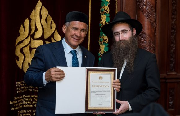 First Yeshiva In Muslim Republic of Russia Opens with Impressive Ceremony