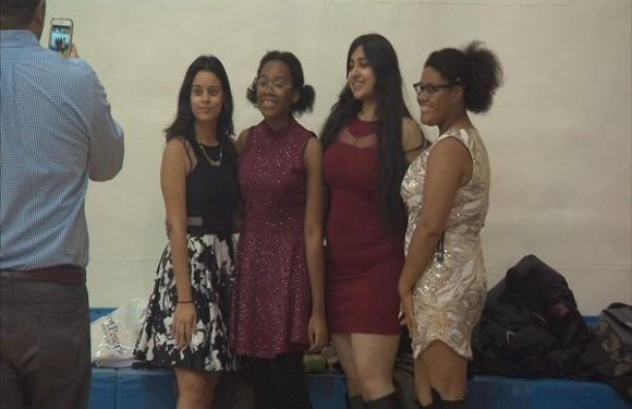 Start-up Believe in Yourself uses dresses to build confidence and fight online bullying