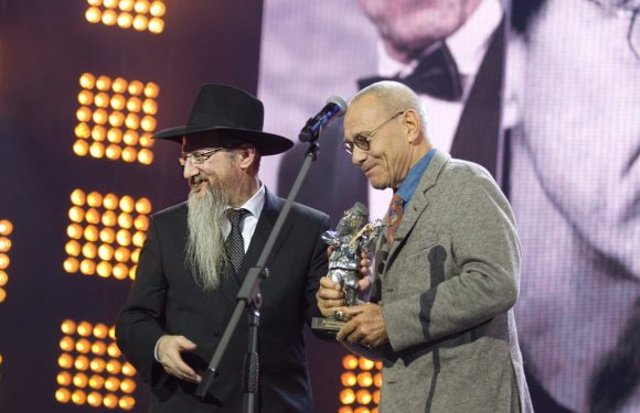 "Fiddler on the Roof"" Awards Hosted by FJC Russia"