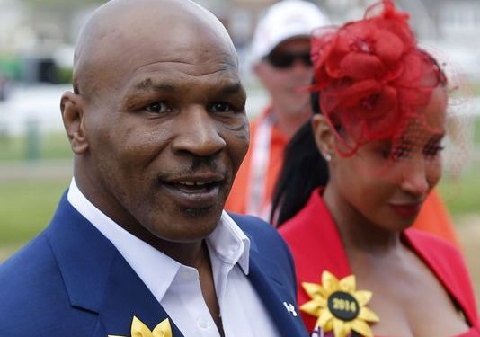 Mike Tyson and business partners break ground on marijuana ranch in California