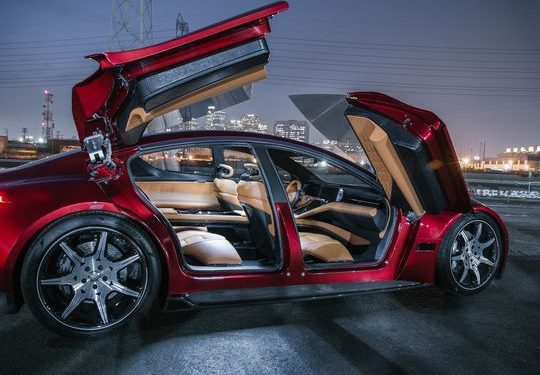 Fisker's first allelectric car takes on Tesla  Exclusive details
