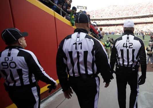 It's time for NFL to turn its back on centralized instant replay
