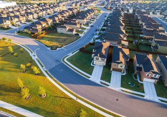 10 places where home ownership is on the rise