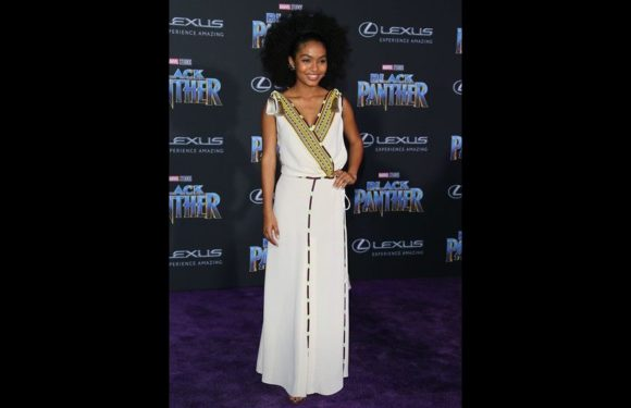 'Black Panther' transports New York Fashion Week to Wakanda
