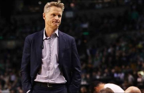 Steve Kerr criticizes government's response to mass shootings
