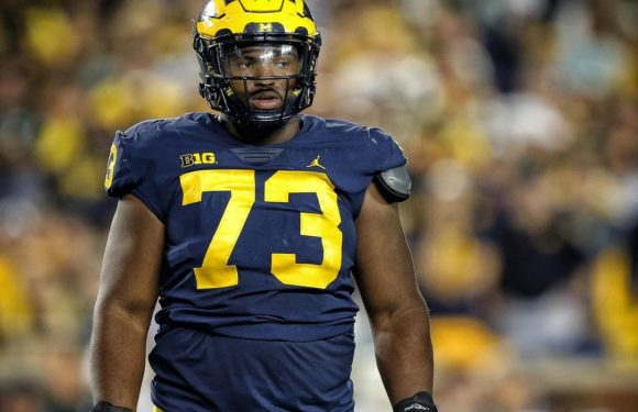Michigan DT Maurice Hurst diagnosed with heart condition at Scouting Combine