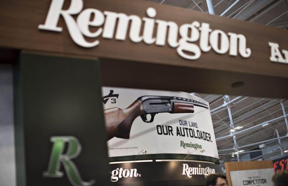 Remington, one of America's oldest gun makers, files for bankruptcy protection