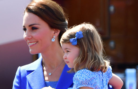 Princess Charlotte's favourite hobby has been revealed so cute