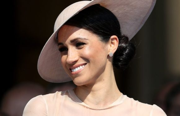 The Meaning Behind Meghan Markle's New Coat of Arms