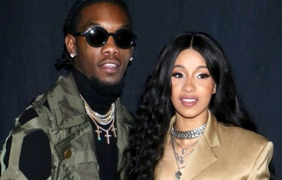 Cardi B admits she secretly tied the knot an entire year ago with 'no makeup,no ring'