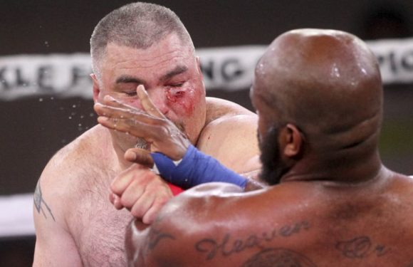 Bare-knuckle boxing first time United States