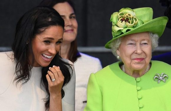 Meghan Markle styled out this potentially situation with the Queen like a boss