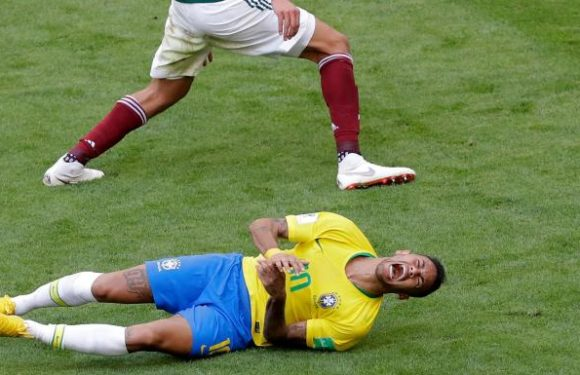 Neymar is an embarrassment to soccer,For all his talent